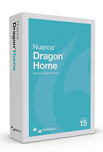 Dragon Home 15 nuance dragon support